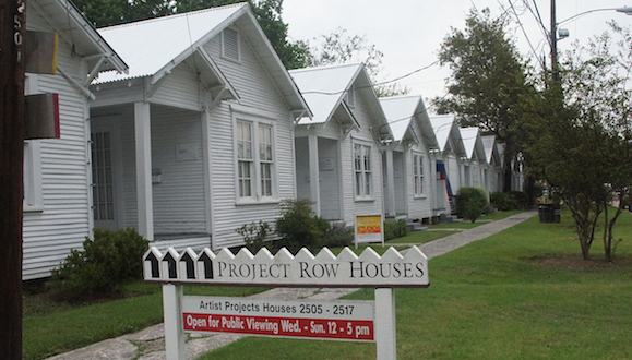 Project Row Houses one of three Texas organizations to receive Warhol grant