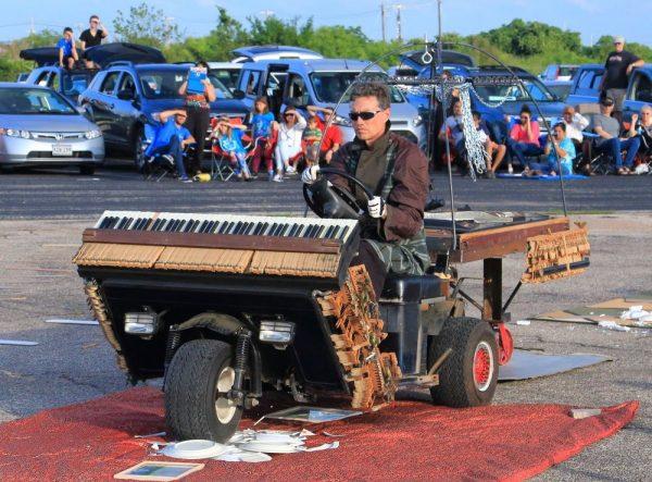 Steve Parker Traffic Jam project in Austin Texas