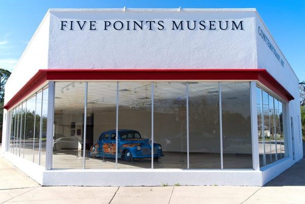 The Five Points Museum of Contemporary Art