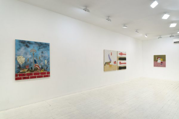 Works by Kirk Hayes at Horton Gallery's Chelsea Location
