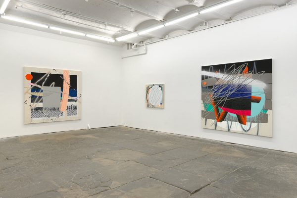 Works by Trudy Benson at Horton Gallery in New York City