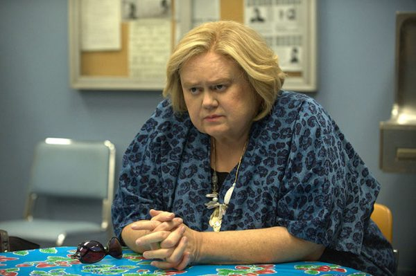 Louie Anderson as Christine Baskets