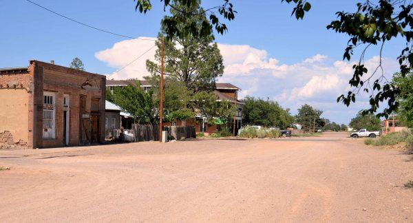 2nd Street in Magdalena NM
