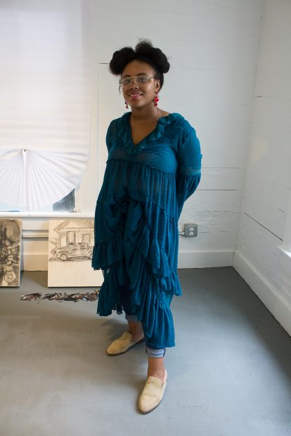 Alexis Pye at Project Row Houses
