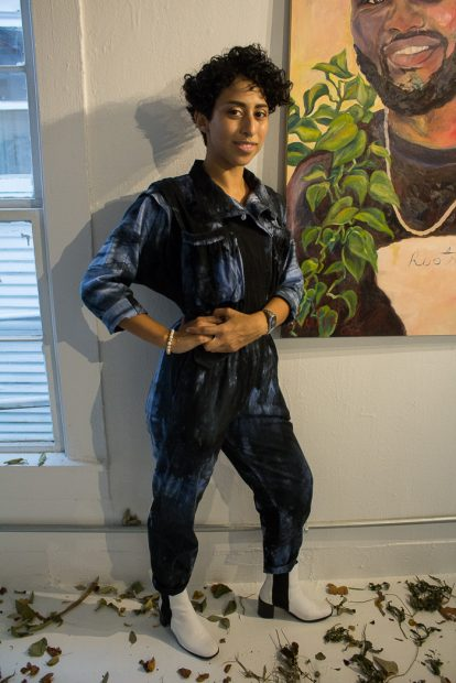 Charli Sol at Project Row Houses