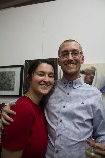Gabriela Proce, Luke Peterson