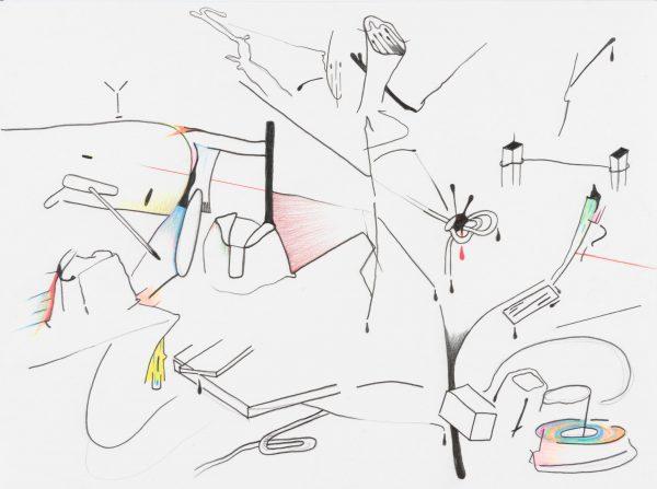 Hills Snyder drawing