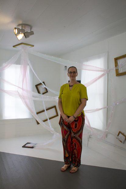 Kara Coonrod at Project Row Houses Summer Studios 2018