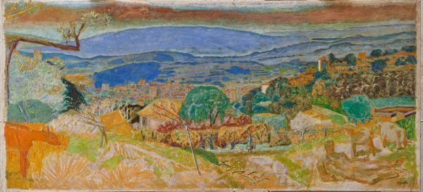 Painting by Pierre Bonnard