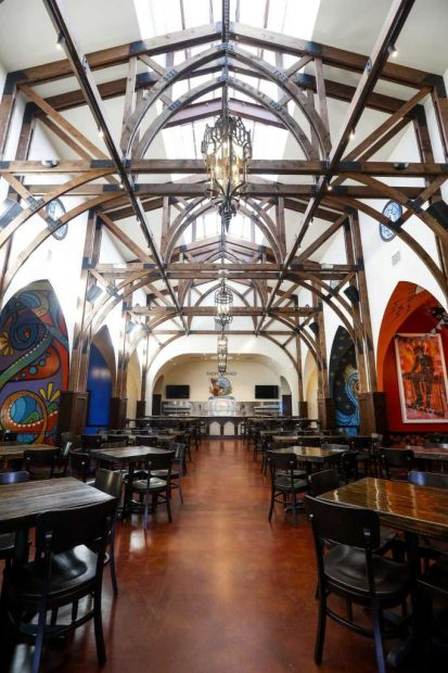 Saint Arnold Beer Hall