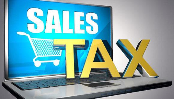 Sales tax graphic