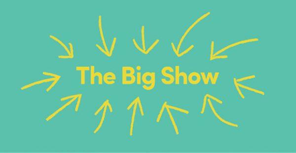 The Big Show logo