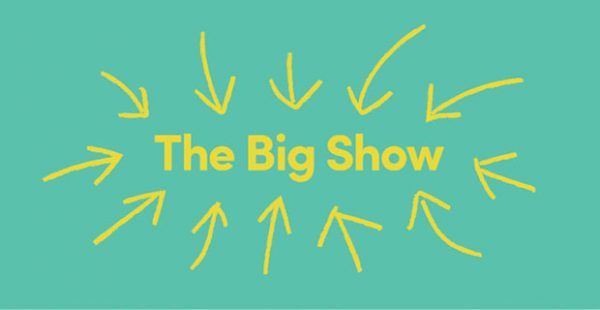 The Big Show logo