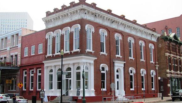 The Galveston Arts Center GAC