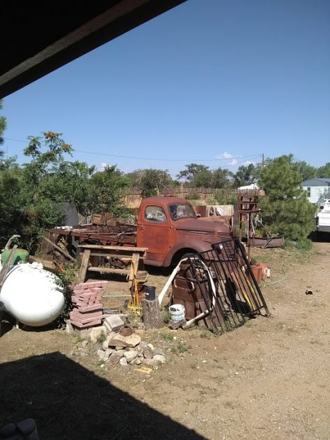 Trading Post in New Mexico