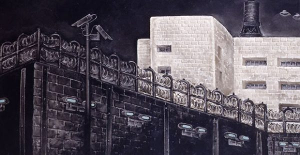 Walls Turned Sideways: Artists Confront the Justice System