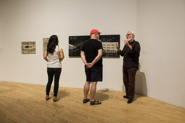 Walls Turned Sideways- Artists Confront the Justice System at the CAMH 1