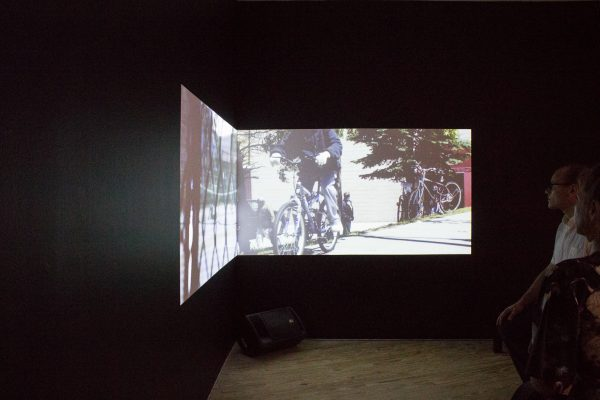 Walls Turned Sideways- Artists Confront the Justice System at the CAMH 2