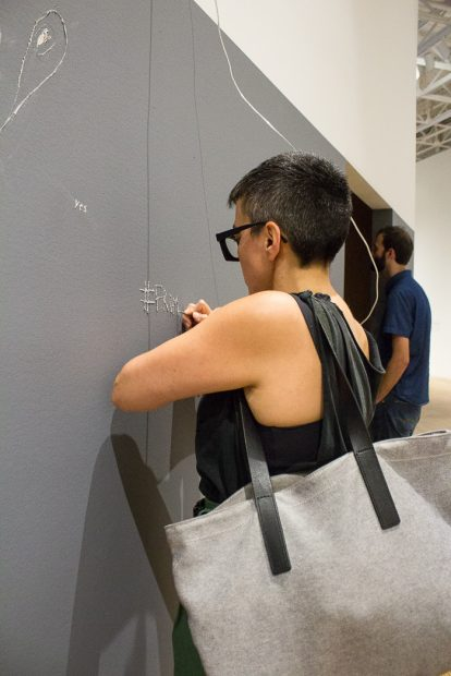 Walls Turned Sideways- Artists Confront the Justice System at the CAMH Vieolette Bule