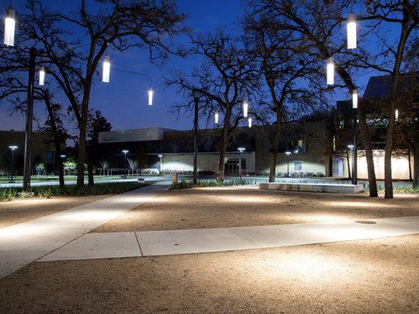Wilhelmina's Grove at UH University of Houston
