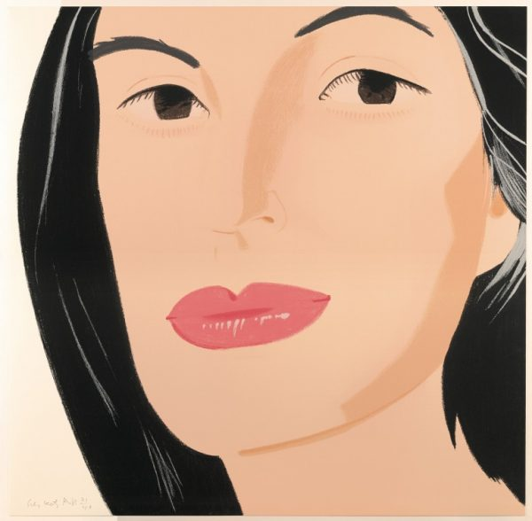 art by Alex Katz