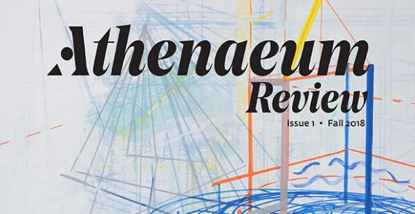 Athenaeum Review Launch Party