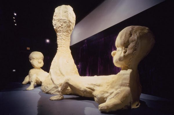 Victor Estrada Baby/Baby Installation view, Helter Skelter: L.A. Art in the 1990's