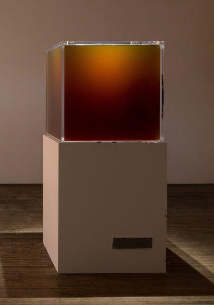 Cassils Pissed urine sculpture