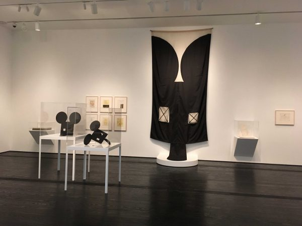 Claes Oldenburg at the Menil Collection in Houston