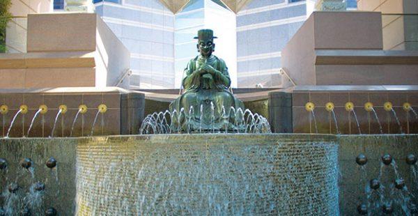 Crow Museum of Asian art in Dallas