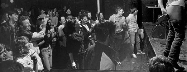 DeSoto photographed the Houston punk scene. This photo, 1980