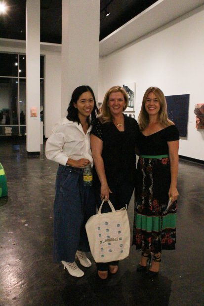 Dianda-Anwar_Stephanie-Mitchell_Eleanor-Williams-At-Lawndale-Art-Center's-2018-Big-Show-in-Houston