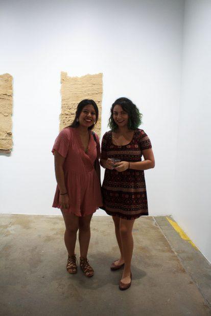 EmelinMartinez_JacquelineAndrade at FotoFest Hurricane Harvey Show