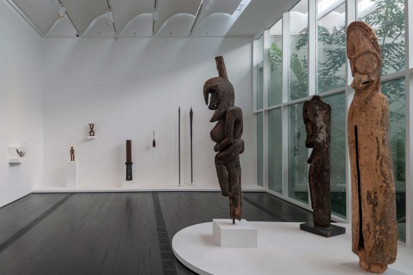 Houston Menil Collection Pacific Islands Gallery