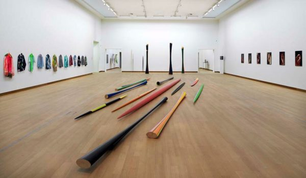 Isa-Genzken-installation-view