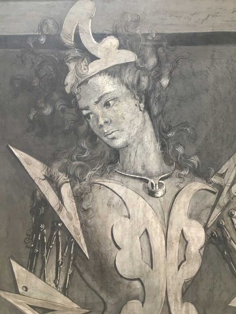 Leonor Fini Woman David Zwirner-Glasstire