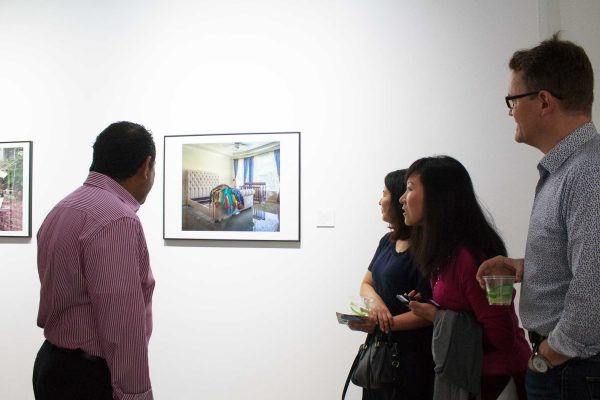 ManuHaq_JaniceYoo_CindyQuach_ChristophEicken at FotoFest Hurricane Harvey Show