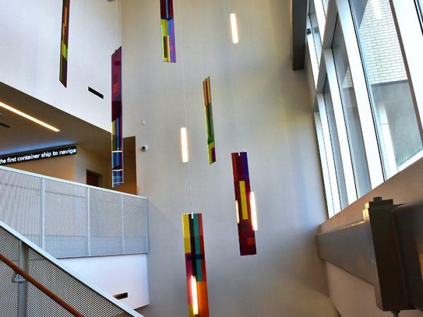 Margo Sawyer Synchronicity of Color Victoria UHV
