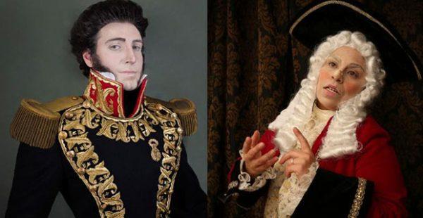 Mari Hernandez & Christian Fuchs: Montagues & Capulets