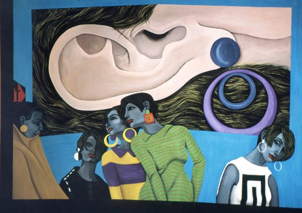 Mel Casas Humanscape at the McNay Art Museum in San Antonio