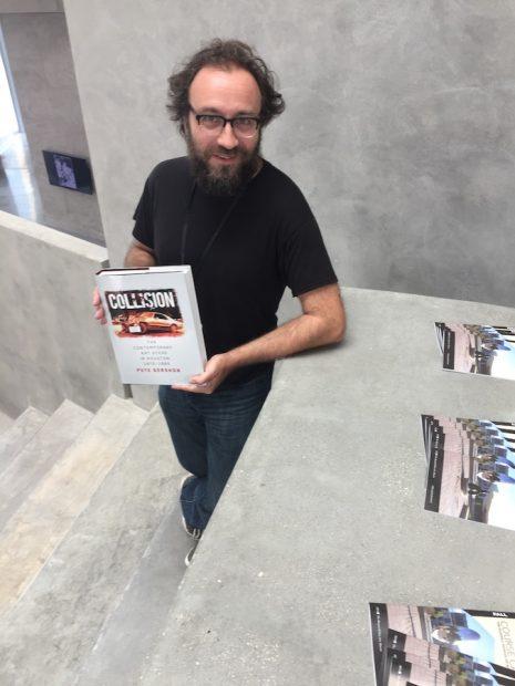 Pete Gershon, Collision's author