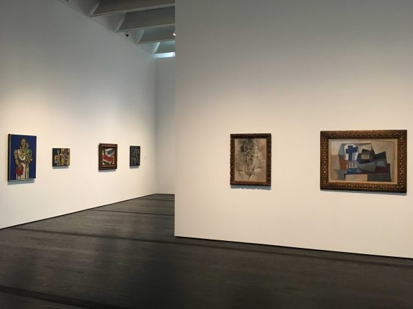 Picasso-and-Ferdinand-Leger-at-the-Menil-Collection
