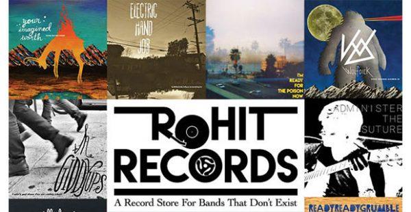 ROHIT RECORDS