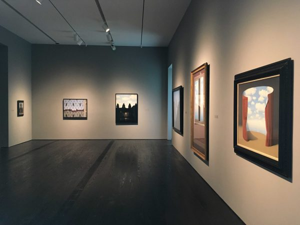 Rene Magritte at the Menil Collection Houston