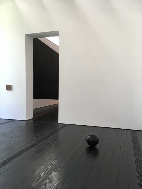 Roni Horn and other artists at the Menil Collection Houston