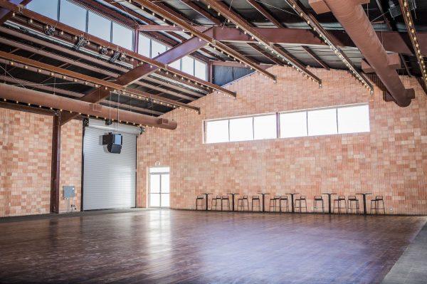 Saint George Hall in Marfa, Texas