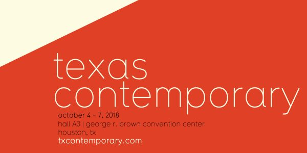 Texas Contemporary 2018 Art Fair Feature Image
