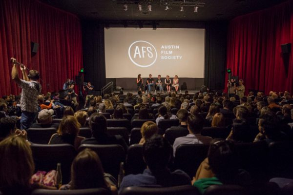 The Austin Film Society in Austin, Texas