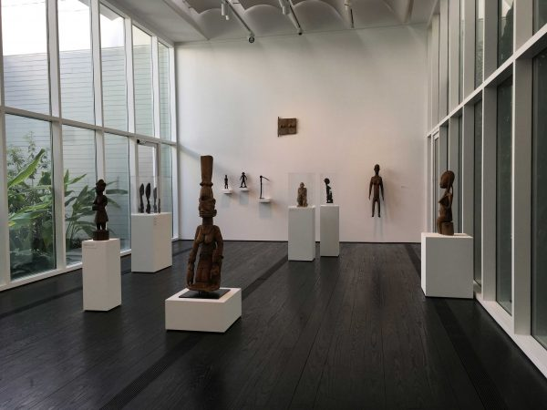 The Menil Collection African Art Gallery