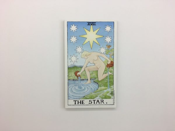 Michelle Rawlings, The Star, on view at And Now in Dallas